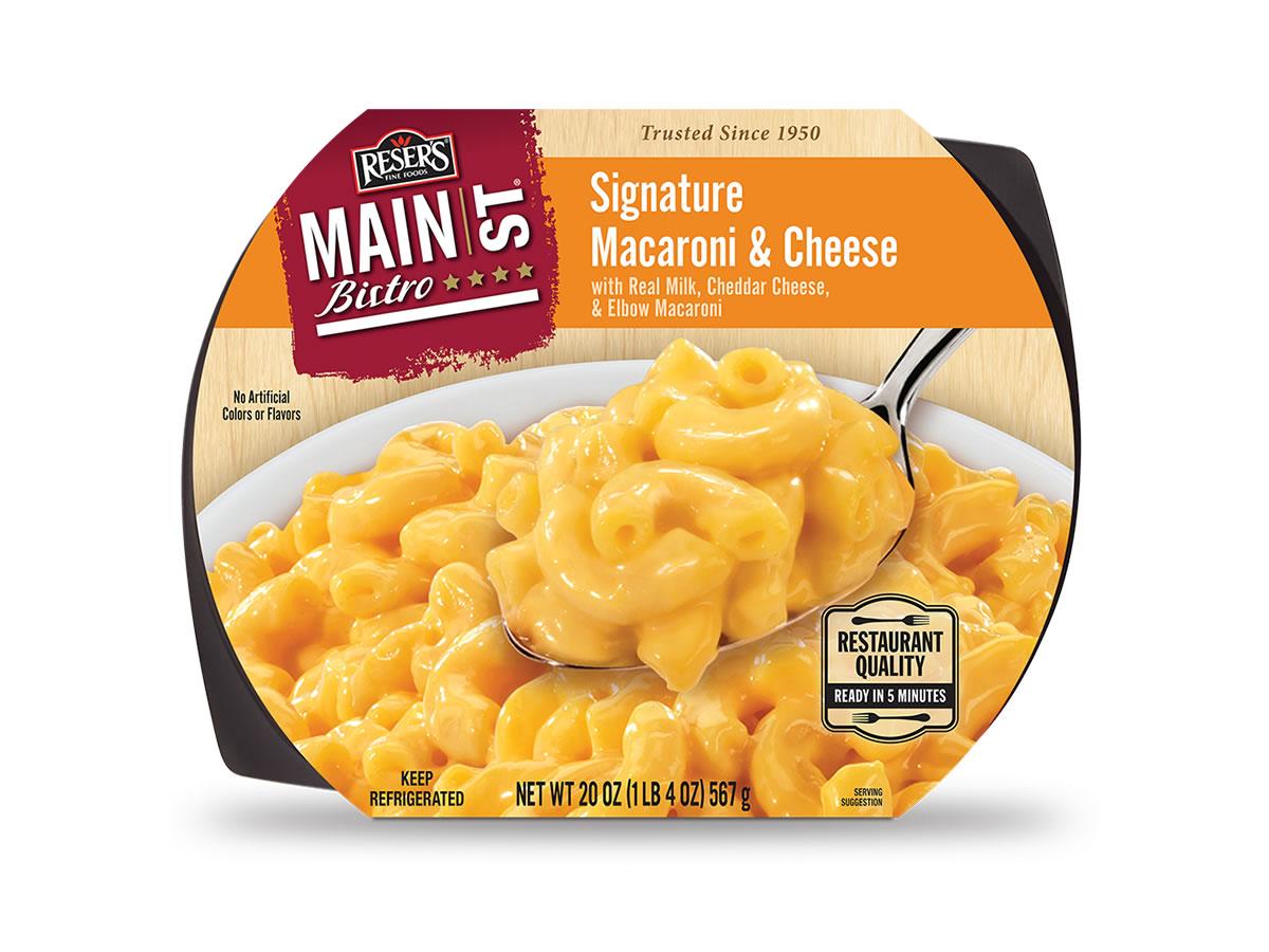 Signature Macaroni & Cheese
