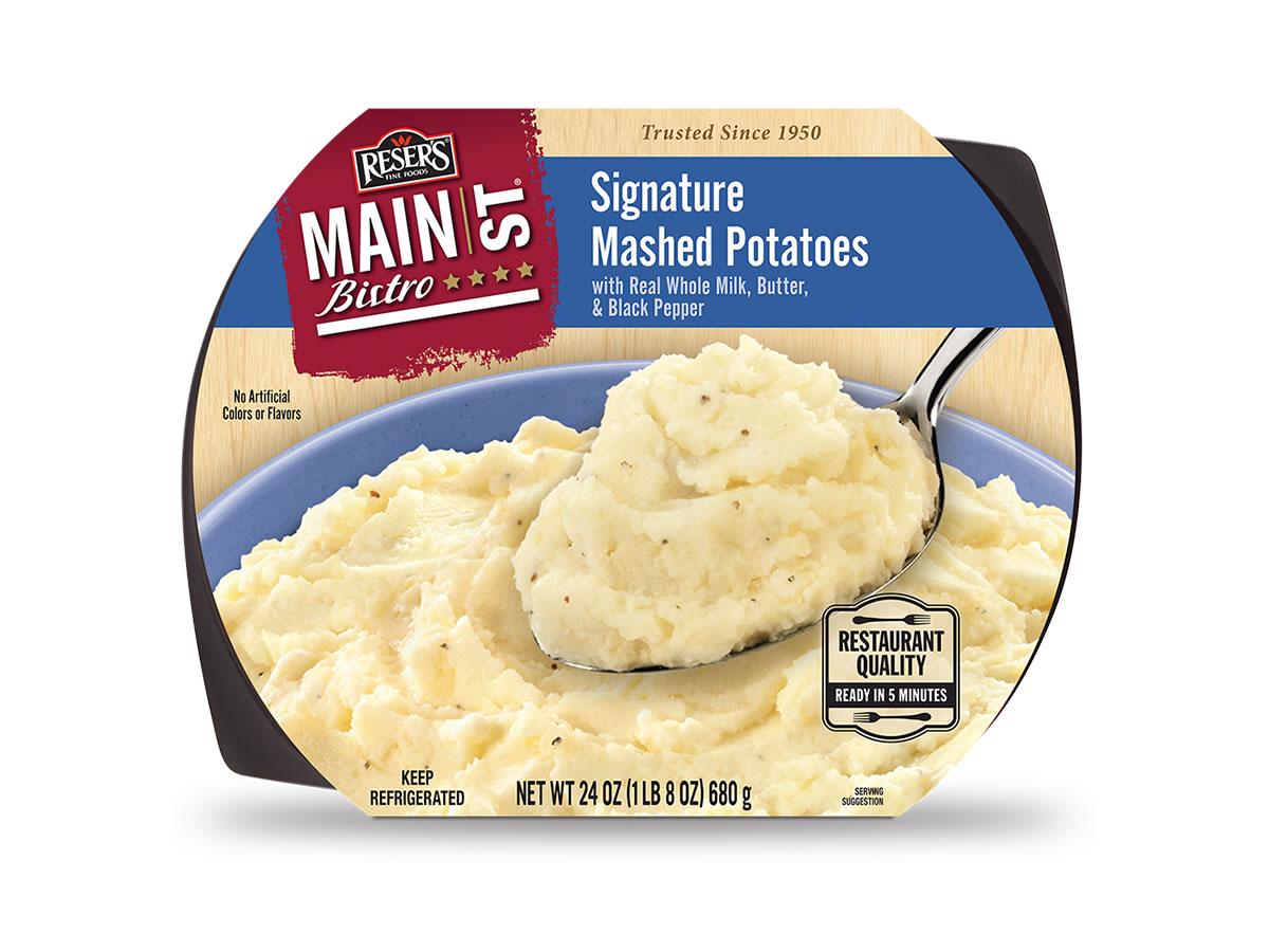 Signature Mashed Potatoes