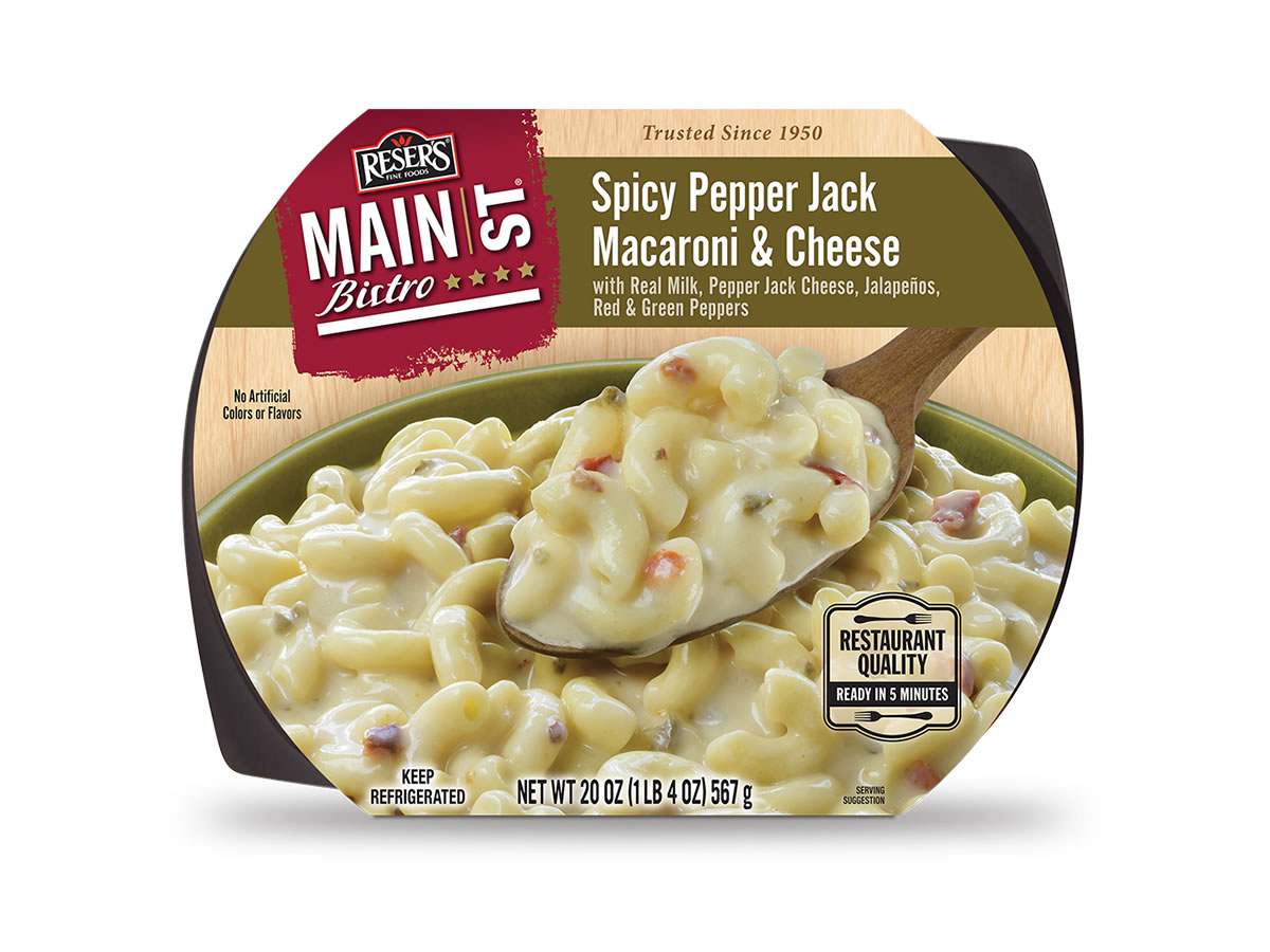 Spicy Pepper Jack Macaroni & Cheese