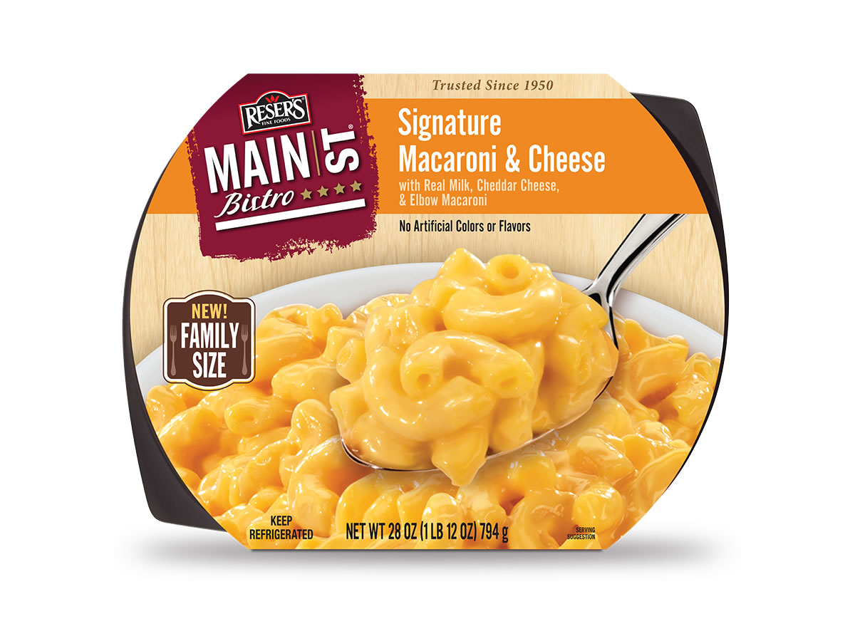 Signature Macaroni & Cheese – Family Size