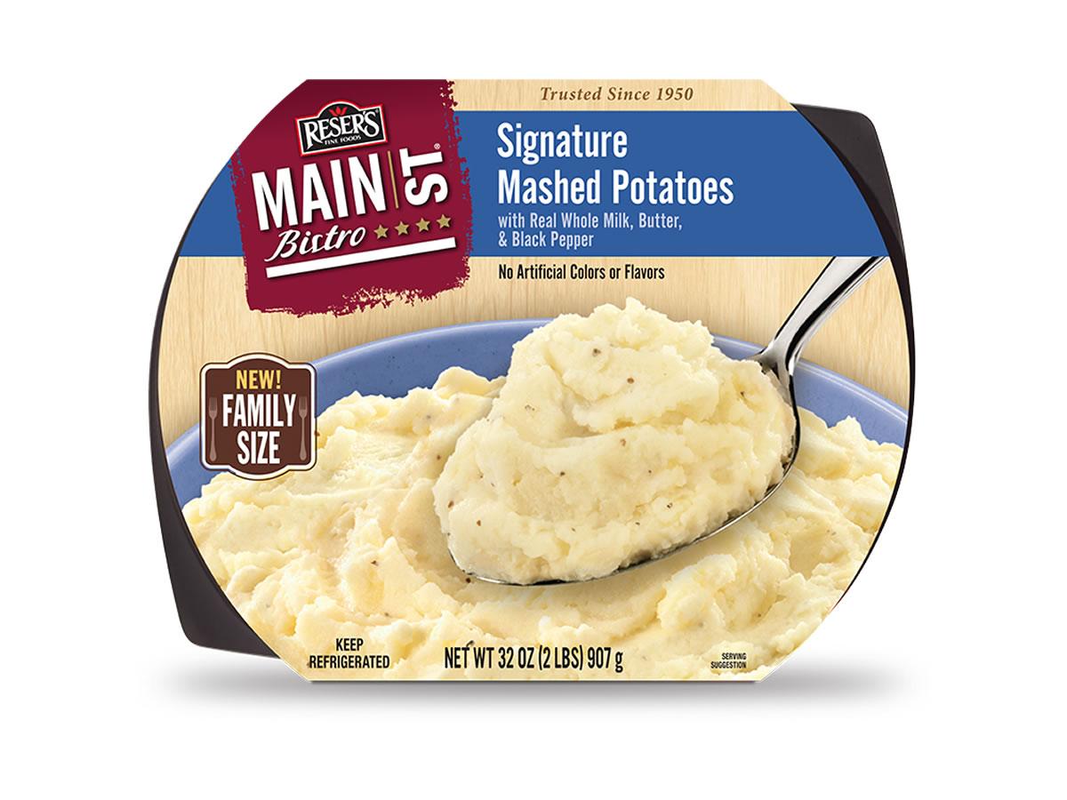 Signature Mashed Potatoes – Family Size
