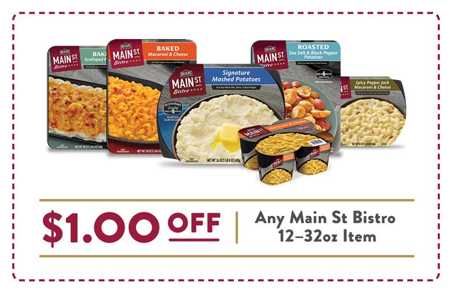 one dollar off any MSB 12-32 ounce item
